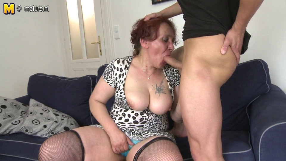 Hairy british mother needs a good fuck 5