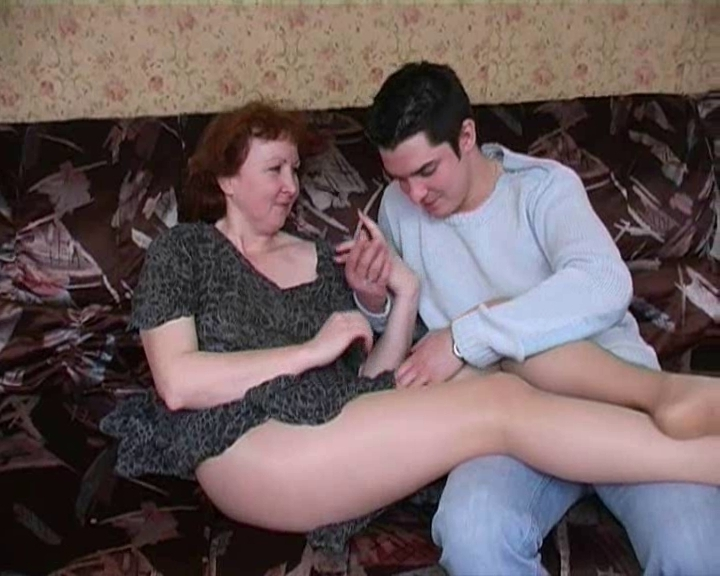 Boys in pantyhose porn woman