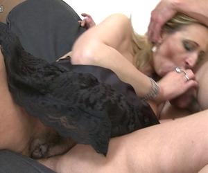Tits biting bondage