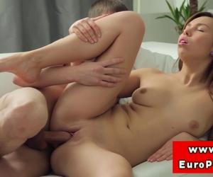 Porno in den Arsch zum ersten Mal