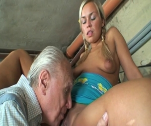 attractive jav cougar spoiling a young cock