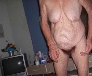haarige oma porno