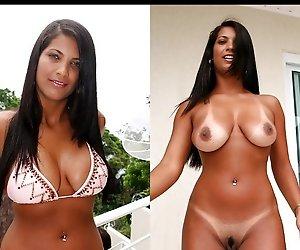 Bekleidet ist und Nude Video - Fotos-Kollektion 2