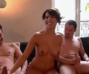sexy arabischen 19y Dreier