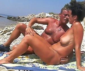 Strand Vergnügen