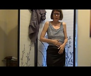 Schüchtern Bürokauffrau 2