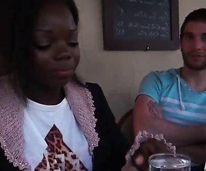 Sexy Black Teen 18y Erste Szene