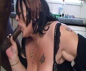 Hot British Granny Slut