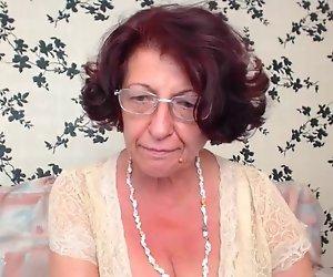 Nur Eine Webcam Granny