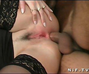 Französische amateur paar tun, anal sex vor uns