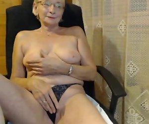 abuela super Erotik y divina