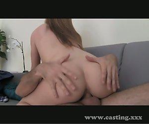 Casting-Super enge Muschi